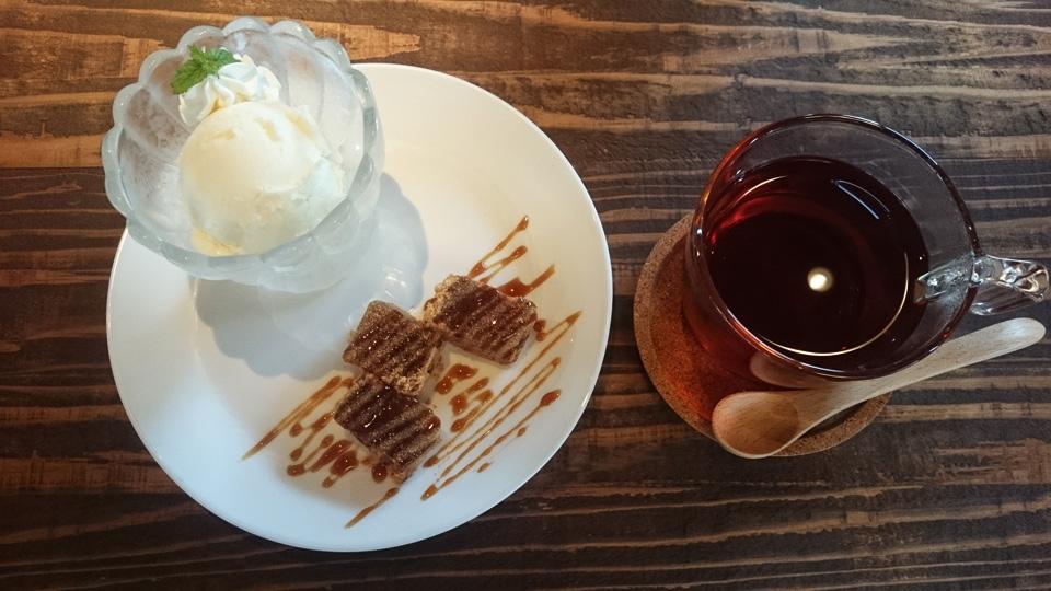 古民家カフェ Kids Cafe Bar LINK デザート