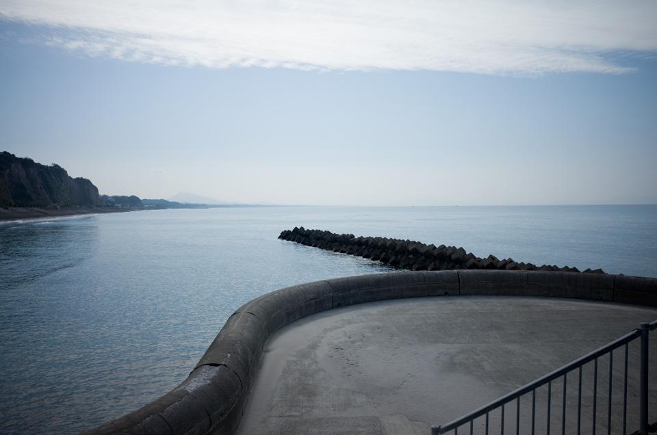 江口浜サーフポイント 鹿児島県日置市