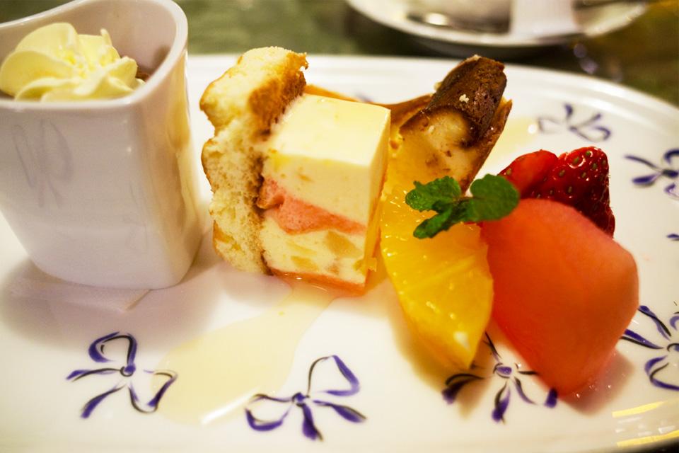 コース料理 デザート アージェ ひげのみせ 熊本県水俣市