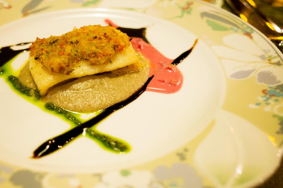 コース料理 魚 アージェ ひげのみせ 熊本県水俣市