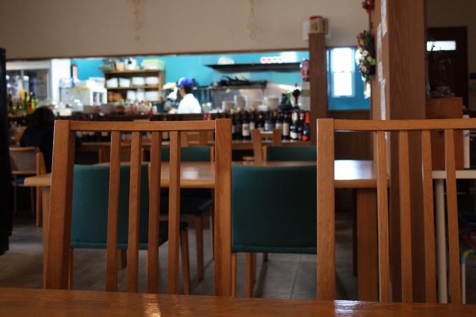 Aomi Cafe (アオミカフェ) 店内 カウンター・厨房 霧島市国分
