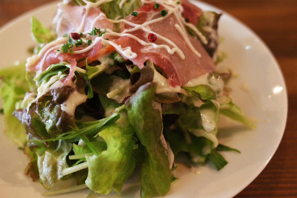 Aomi Cafe (アオミカフェ) サラダ 霧島市国分