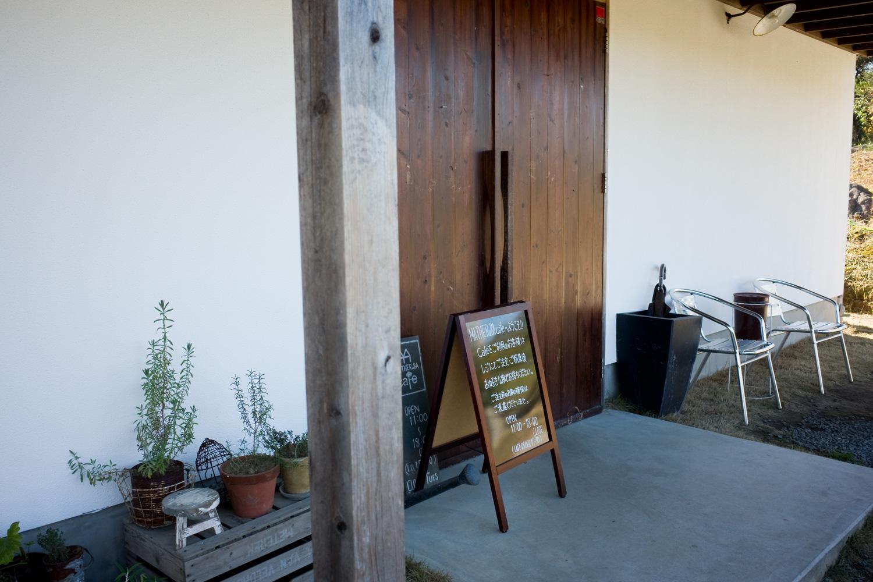 ロケーション抜群!丘の上にあるカフェ「マザルバカフェ」 鹿児島市春山町