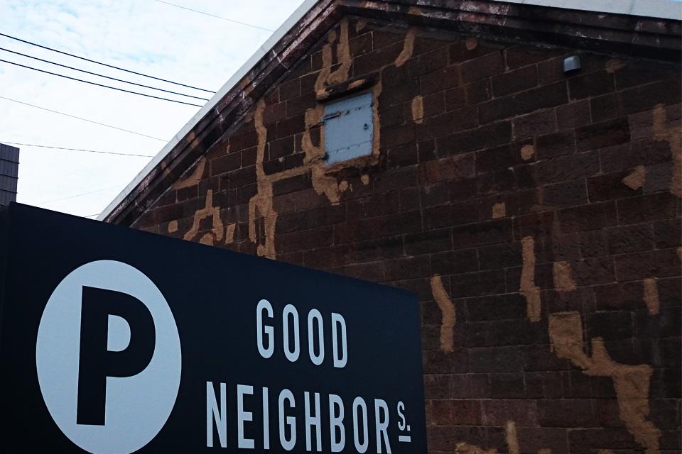 石倉を改築したオシャレなカフェ+ショップ「GOOD NEIGHBORS」鹿児島市住吉町