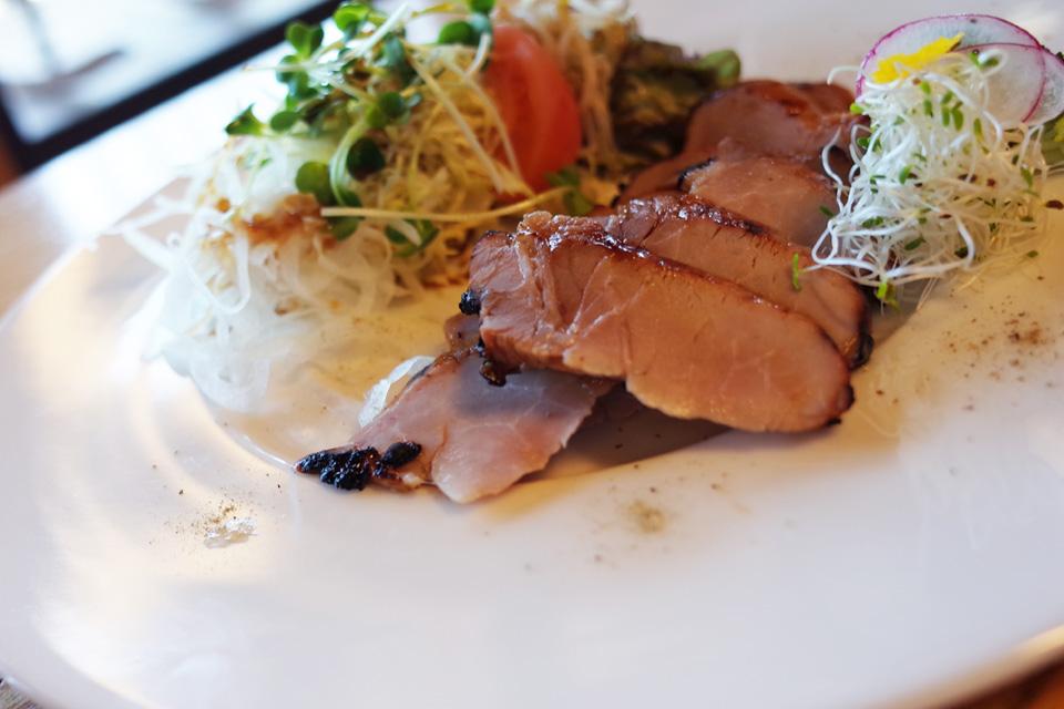 黒豚味噌漬け 牧場民宿レストラン「和(のどか)」