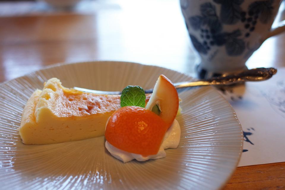 デザート/チーズケーキ 牧場民宿レストラン「和(のどか)」