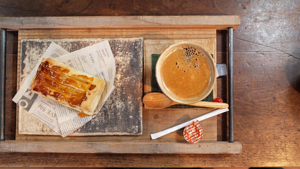 コーヒー・デザート「花みずき窯」