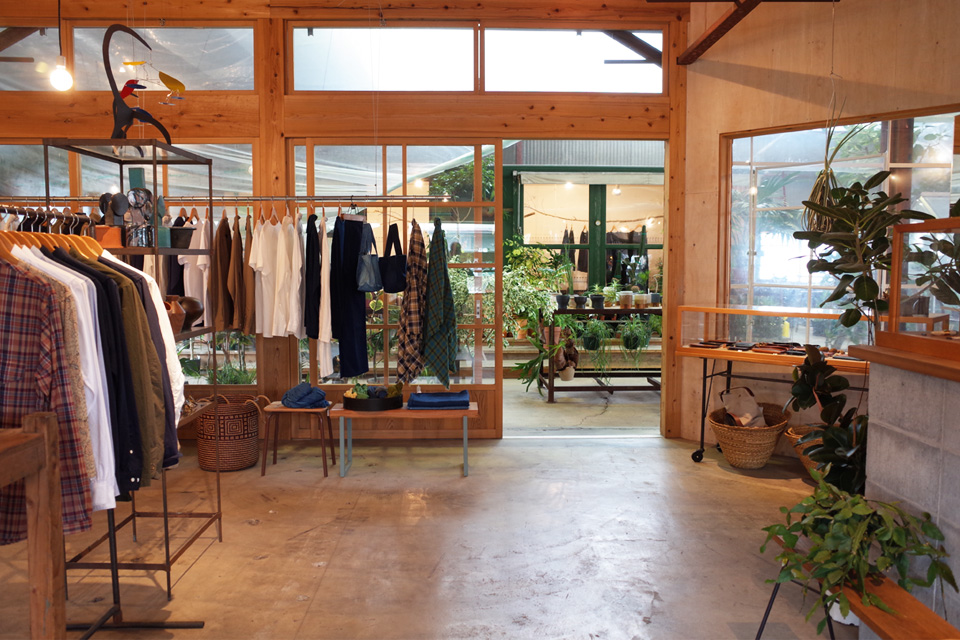 店内/ 衣類、アクセサリー「Araheam (アラヘアム)」鹿児島県鹿屋市