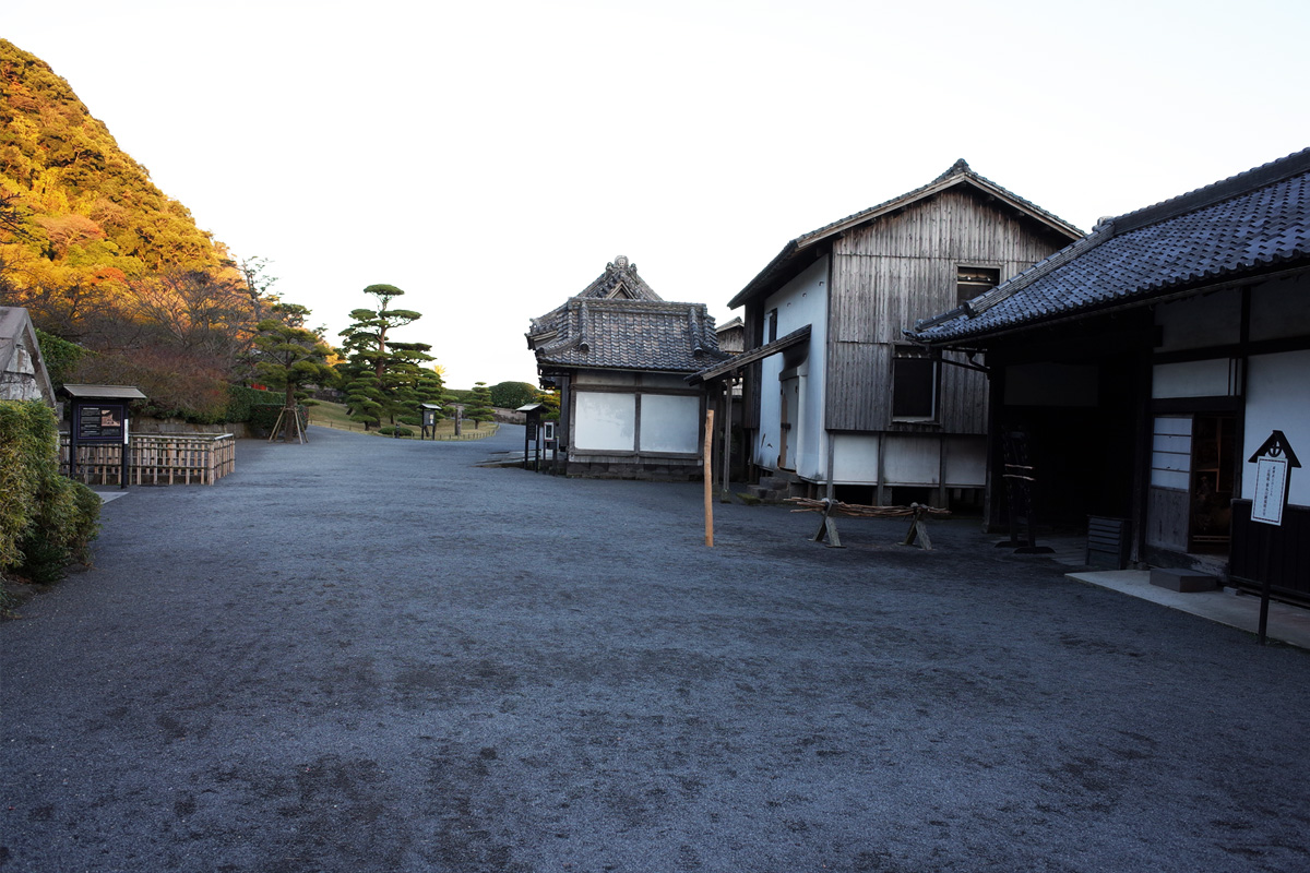 庭園内建造物「仙厳園」鹿児島市吉野町