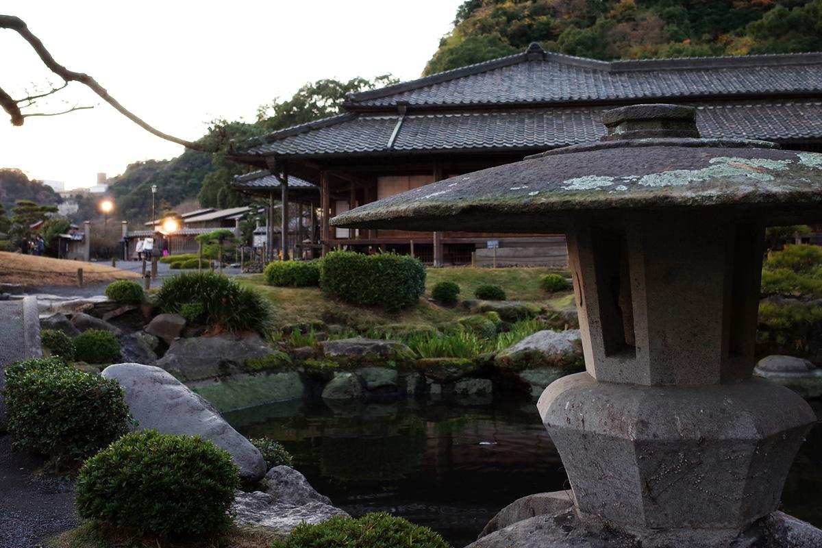 庭園「仙厳園」鹿児島市吉野町
