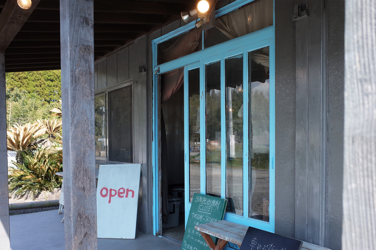 外観 / グルテンフリーヴィーガンマフィン専門店「SUFI(スーフィー)」曽於市財部町