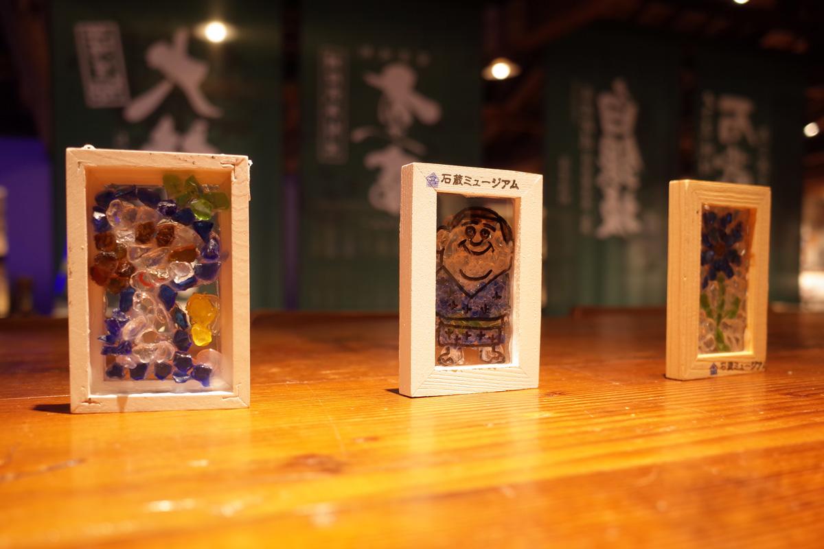 ステンドグラスつくり体験-石蔵ミュージアム(白金酒造/ 鹿児島県姶良市)