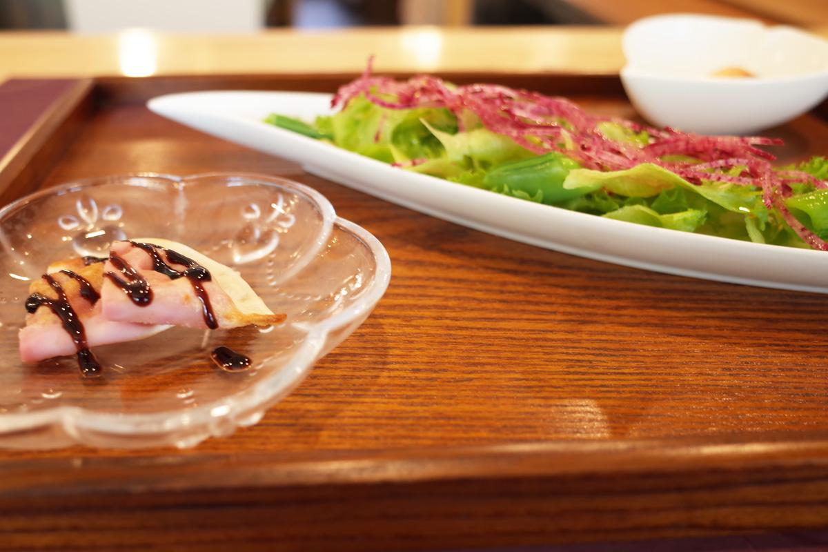 四季のコース料理前菜 モンシェールアミ(Moncherami) 鹿児島県霧島市